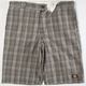 DICKIES Breaker Plaid Mens Shorts