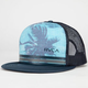 RVCA Barlow Printed Mens Trucker Hat