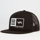 RVCA BJ Penn Tiki Mens Trucker Hat