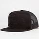RVCA Arched Mens Trucker Hat