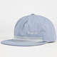 RVCA Barlow Delux Mens Strapback Hat
