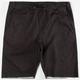 RSQ Mens Twill Jogger Shorts