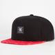 DC SHOES Wellington Mens Snapback Hat