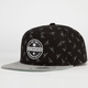 DC SHOES Kingpin Mens Snapback Hat