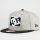DC SHOES Buzzcut New Era Mens Snapback Hat