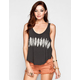 RVCA Feather Strip Womens Tank