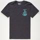 HURLEY Beware Mens T-Shirt