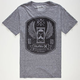 HURLEY Hourglass Mens T-Shirt