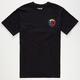 HURLEY Deadhead Mens T-Shirt