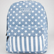 VANS Denim Star Realm Backpack