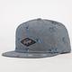 BILLABONG Travels Mens Snapback Hat