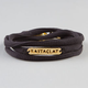RASTACLAT Wrapped Oval Lace Bracelet