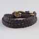 RASTACLAT Wax Rope Bracelet
