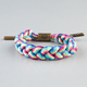 RASTACLAT Torey Pudwill Grizzly Shoelace Braclet