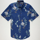 REYN SPOONER Ocean Escape Mens Shirt