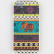 Boho Elephant iPhone 5 Case