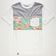 LIRA Lush Mens Pocket Tee