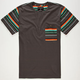 BILLABONG Down South Mens Pocket Tee