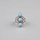 FULL TILT Turquoise Stone Ring