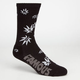 FAMOUS STARS & STRAPS Fam Grown Mens Crew Socks