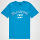 BILLABONG Stamp Out Mens T-Shirt