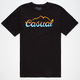 CASUAL INDUSTREES Tap The Mountain Mens T-Shirt
