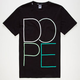 DOPE Wire Logo Mens T-Shirt