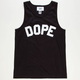 DOPE Collegiate Mens Tank