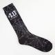 40OZ NYC Spider Web Mens Crew Socks