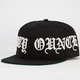 40OZ NYC 4 Panel Forty Ounce Mens Snapback Hat