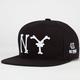 40OZ NYC Kid Bones Mens Snapback Hat