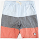 VOLCOM Threezy Mens Volley Shorts