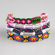 FULL TILT 5 Row Friendship Bracelet