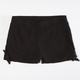 MIMI CHICA Girls Tie Side Gauze Shorts