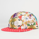 HYPE Polka Paradise Mens 5 Panel Hat
