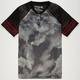 HURLEY Sideline Mens Dri-Fit Mesh T-Shirt