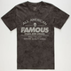 FAMOUS STARS & STRAPS American Fam Mens T-Shirt