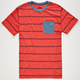 VOLCOM Trip Stripe Mens Pocket Tee