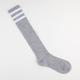 FULL TILT Athletic Stripe Womens Knee High Socks