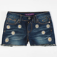 VIGOSS Daisy Girls Cutoff Denim Shorts