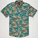 QUIKSILVER Paradise Bay Mens Shirt