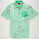 BILLABONG Shark Isle Mens Shirt