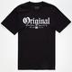 KR3W Original Trademark Mens T-Shirt