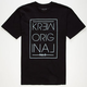 KR3W Origins Mens T-Shirt