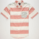 QUIKSILVER Rights & Lefts Mens Shirt