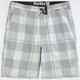 HURLEY Mariner Driver Mens Hybrid Shorts