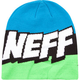 NEFF Cartoon Mens Beanie