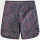 RVCA Gypsy Tile Mens Hybrid Shorts