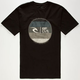 RIP CURL The Wright Mens T-Shirt