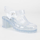 SODA Ranee Womens Jelly Sandals